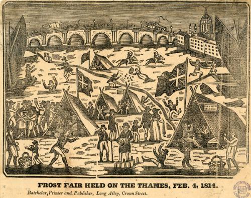 Frost Fair de 1814