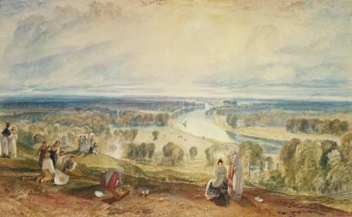 Richmond Hill - JMW Turner, c. 1820-25, Tate.