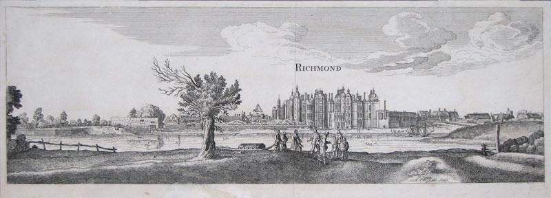 Richmond, Wenceslas Hollar - 1638.