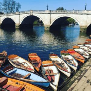 barques Richmond Londres
