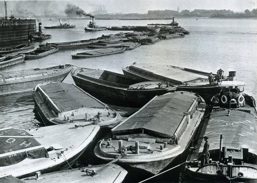 compagnie des marins et allégeurs 1930