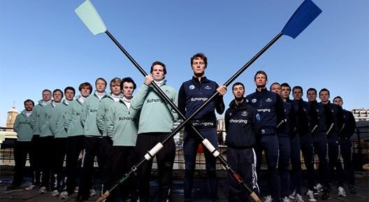 cambridge oxford boat race tamise