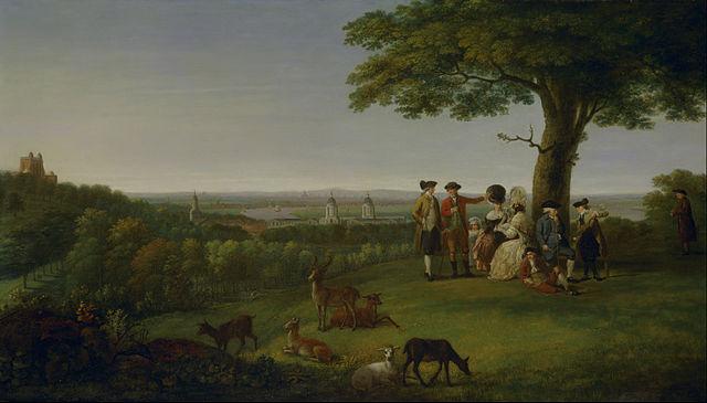 john feary greenwich one tree hill 1779