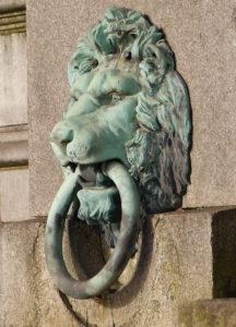 lion de la tamise anneau