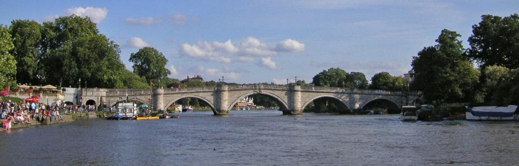 Le pont de Richmond de nos jours