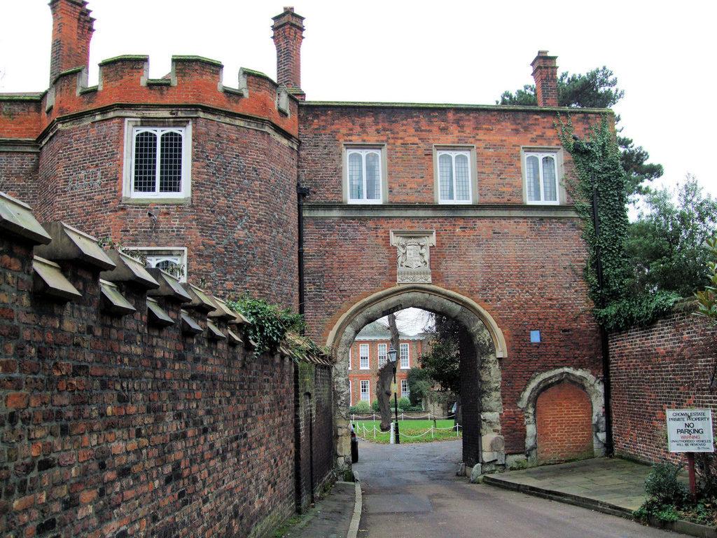 the gatehouse palais de richmond londres