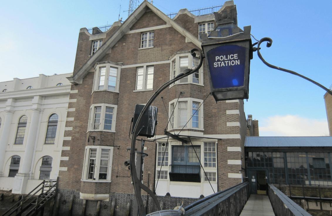 Bureau de police de Wapping