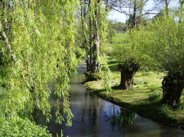 la riviere churn tamise