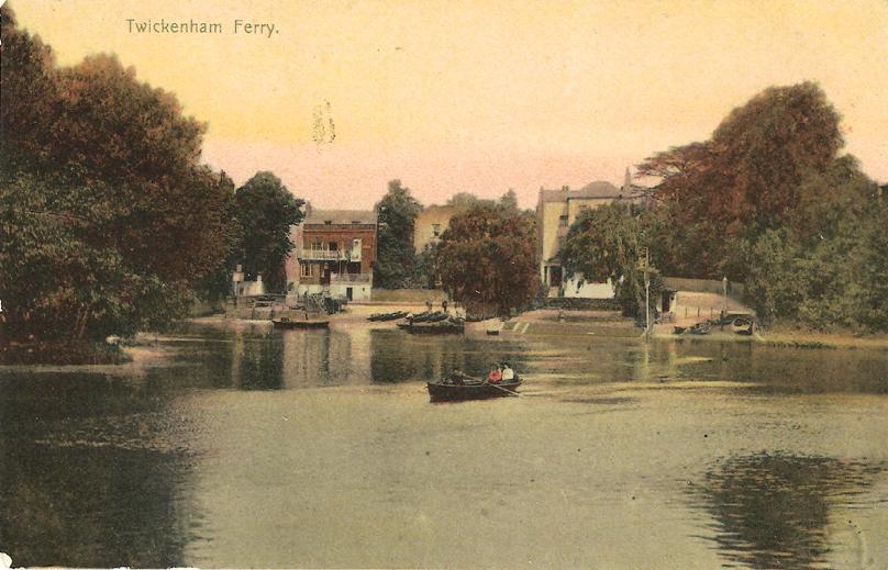twickenham ferry hammerton