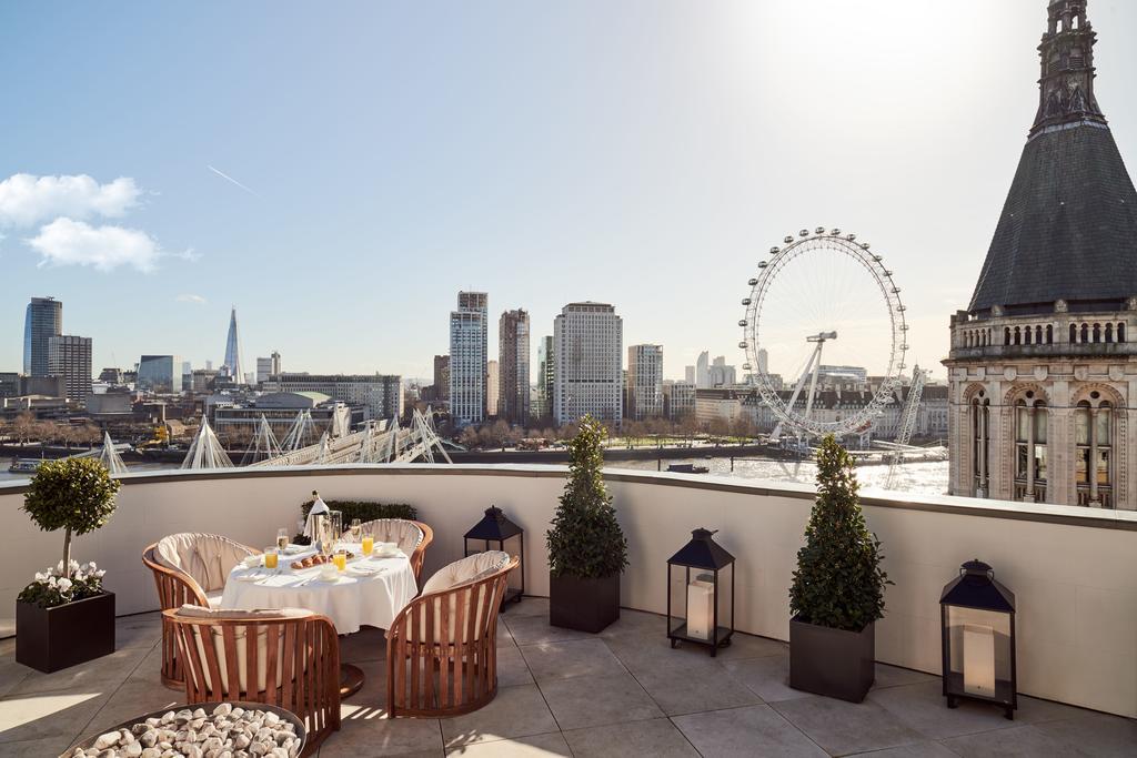 corinthia hotel london tamise
