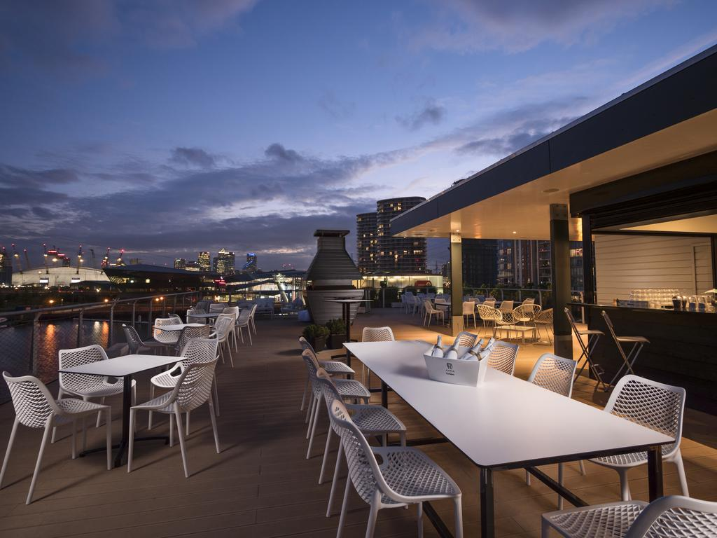 good hotel londres tamise restaurant