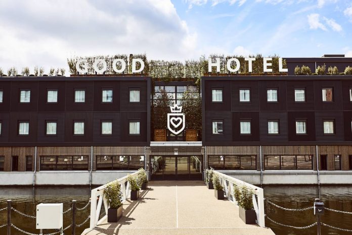 good hotel londres tamise
