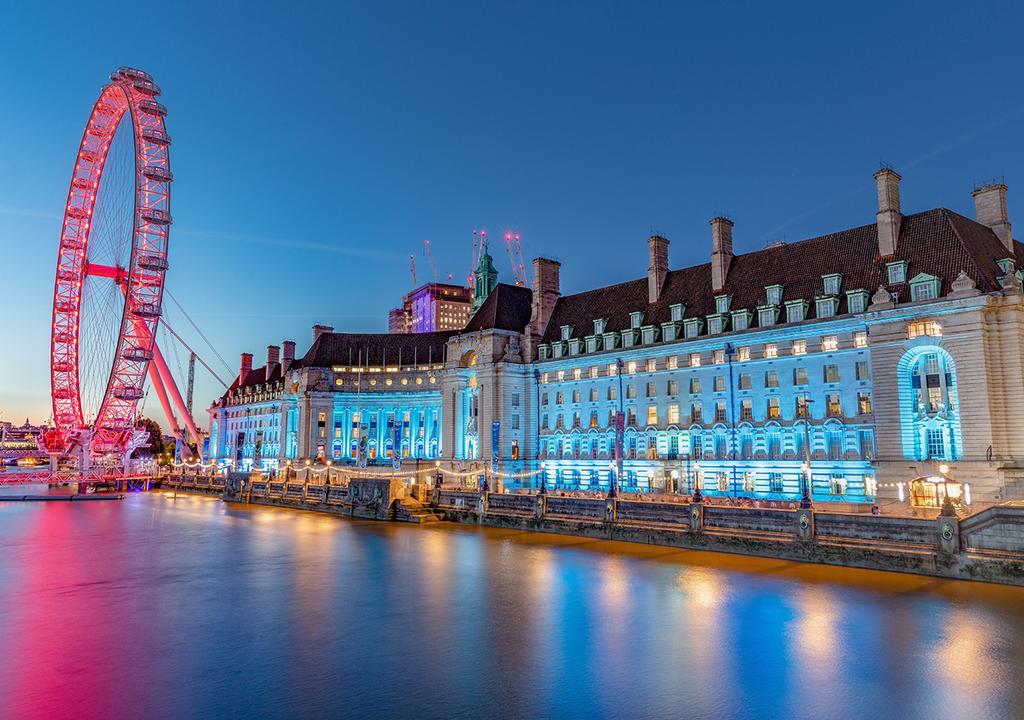 marriott county hall london eye london hotel sur la tamise