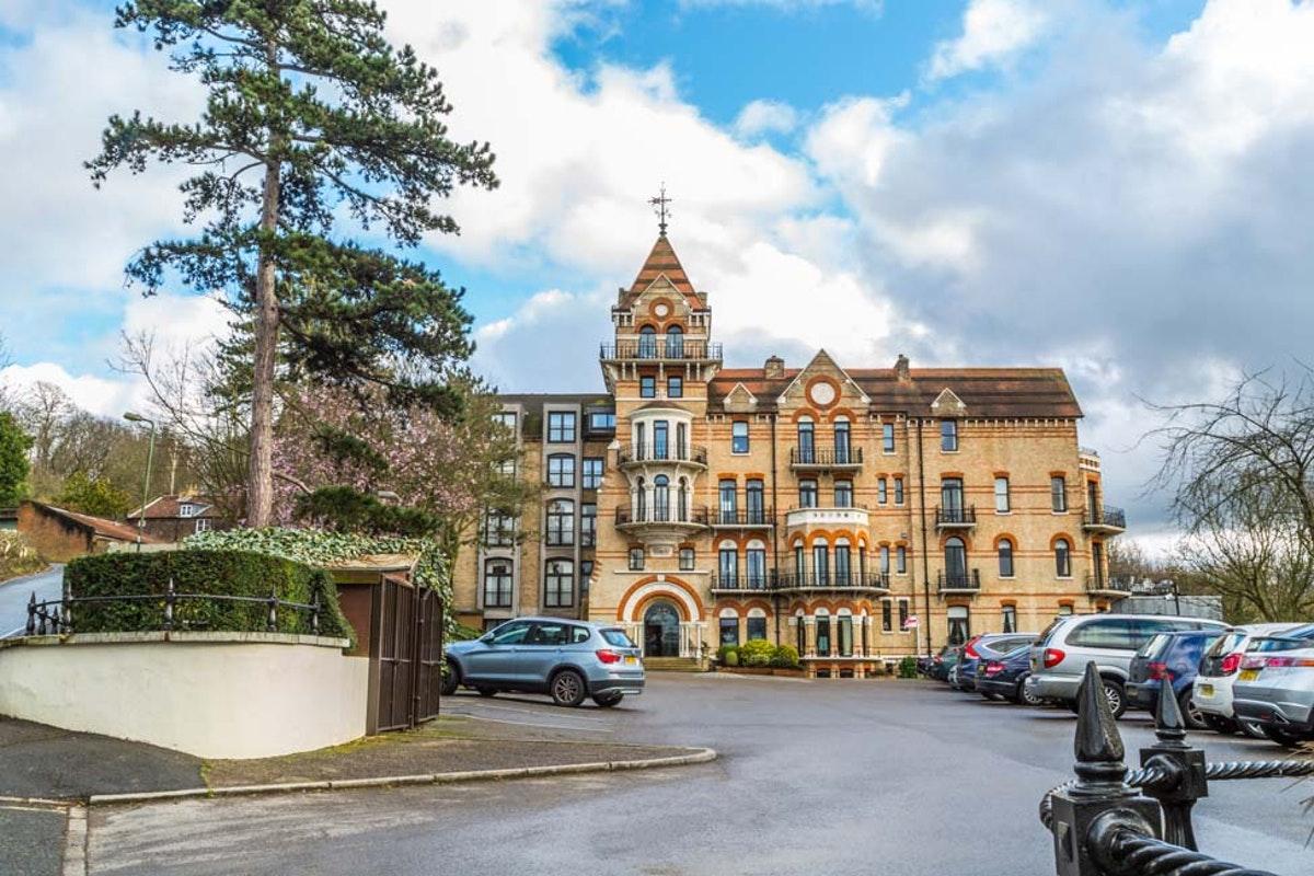 petersham hotel tamise richmond londres